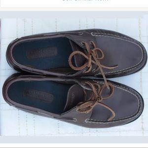 Ralph Lauren Polo Sport Leather Shoes 10.5D